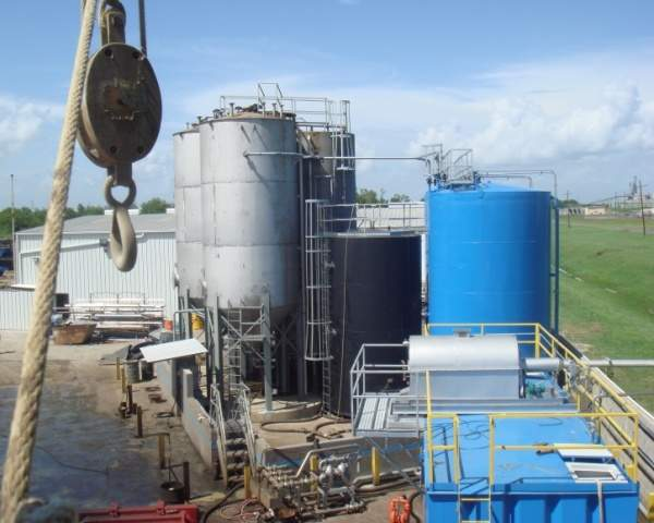 SWA Water Oil Separator