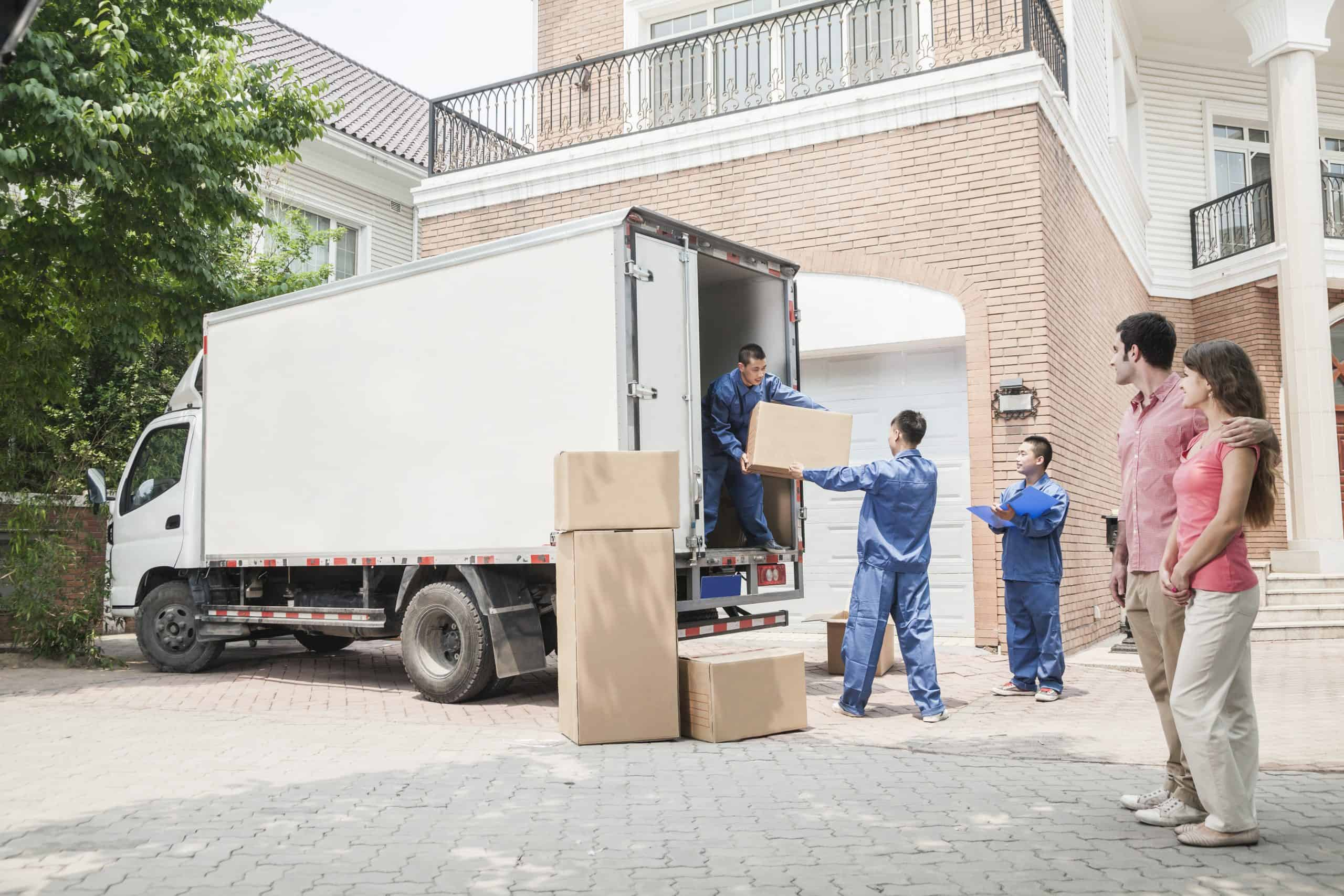 what is a long distance mover service